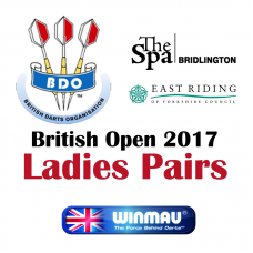 BDO British Open Ladies Pairs 2017