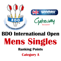 BDO Gateway International Open Mens Singles 2017