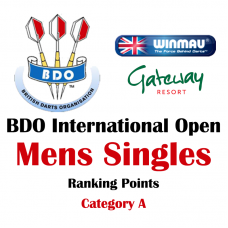 BDO Gateway International Open Mens Singles 2018