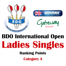 BDO Gateway International Open Ladies Singles 2017