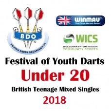 BDO British Teenager Mixed Singles