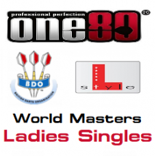 One80 LStyle Ladies World Masters 2019