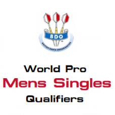 World Professional Mens Qualifiers 2020